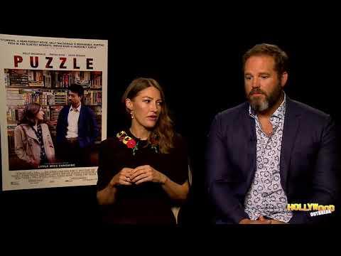 Kelly Macdonald And David Denman Talk 'Puzzle' Acting Journey
