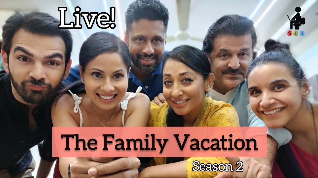 Meet the team of THE FAMILY VACATION-S2!