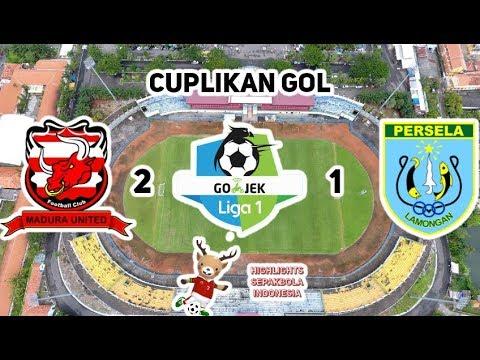 "Cuplikan Gol: Madura United 2 - 0 Persela Lamongan (08/12/2018) - ""Liga 1 Gojek Indonesia"" Mp3"