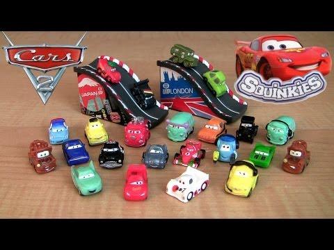 Cars Squinkies Uk