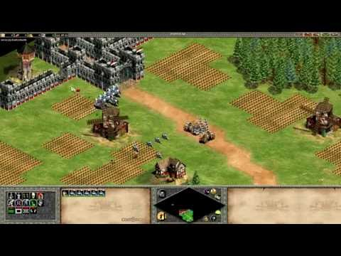 Age of Empires 2 Speedrun - Joan of Arc 5 (3:47)