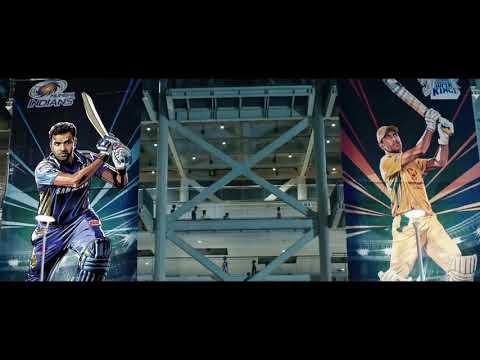 CSK VS MI IPL 2018 PROMO RAP BATTLE OF CSK VS MI I CHENNAI SUPER KINGS VS MUMBAI INDIANS LIVE RAP!