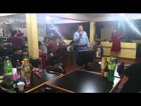 Evento de karaoke