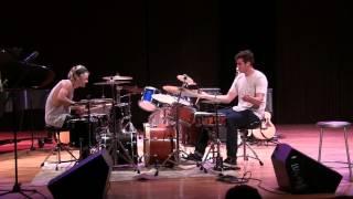 Download School Talent Show Drum Duet Mp3 and Videos