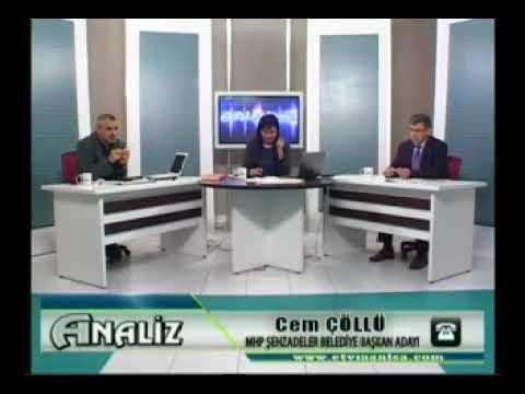 Cem Çöllü Öğretmenevi Kavşağı Röportaj