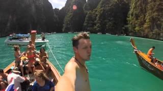 Thailand Roadtrip 2016 - Jan Lukáčik | Petra Horáková GoPro - Koh Samui - Phi Phi Island, Krabi