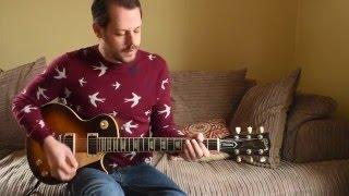 aloneagainor guitar lesson