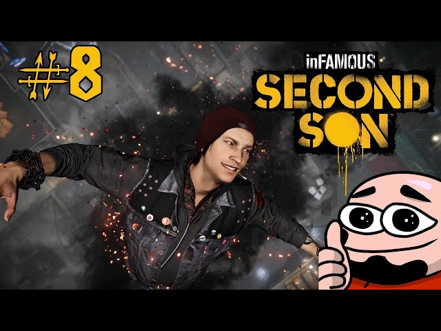 Infamous: Second Son | Part 8 | Searching For Hank | Two Crazy Gamers