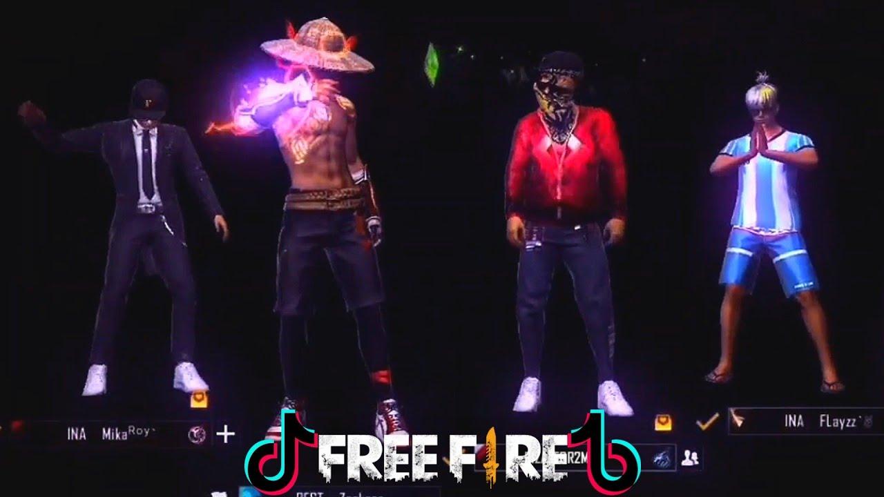 Tik tok ff Free Fire Kreatif Dan Momen Lucu!! (Terbaru Dan Keren) Part 3