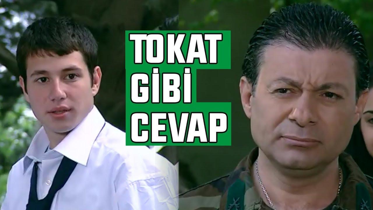 Ahmet Başçavuştan TOKAT Gibi Cevap!