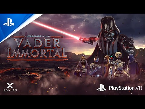 Vader Immortal: A Star Wars VR Series - State of Play Launch Trailer | PS VR