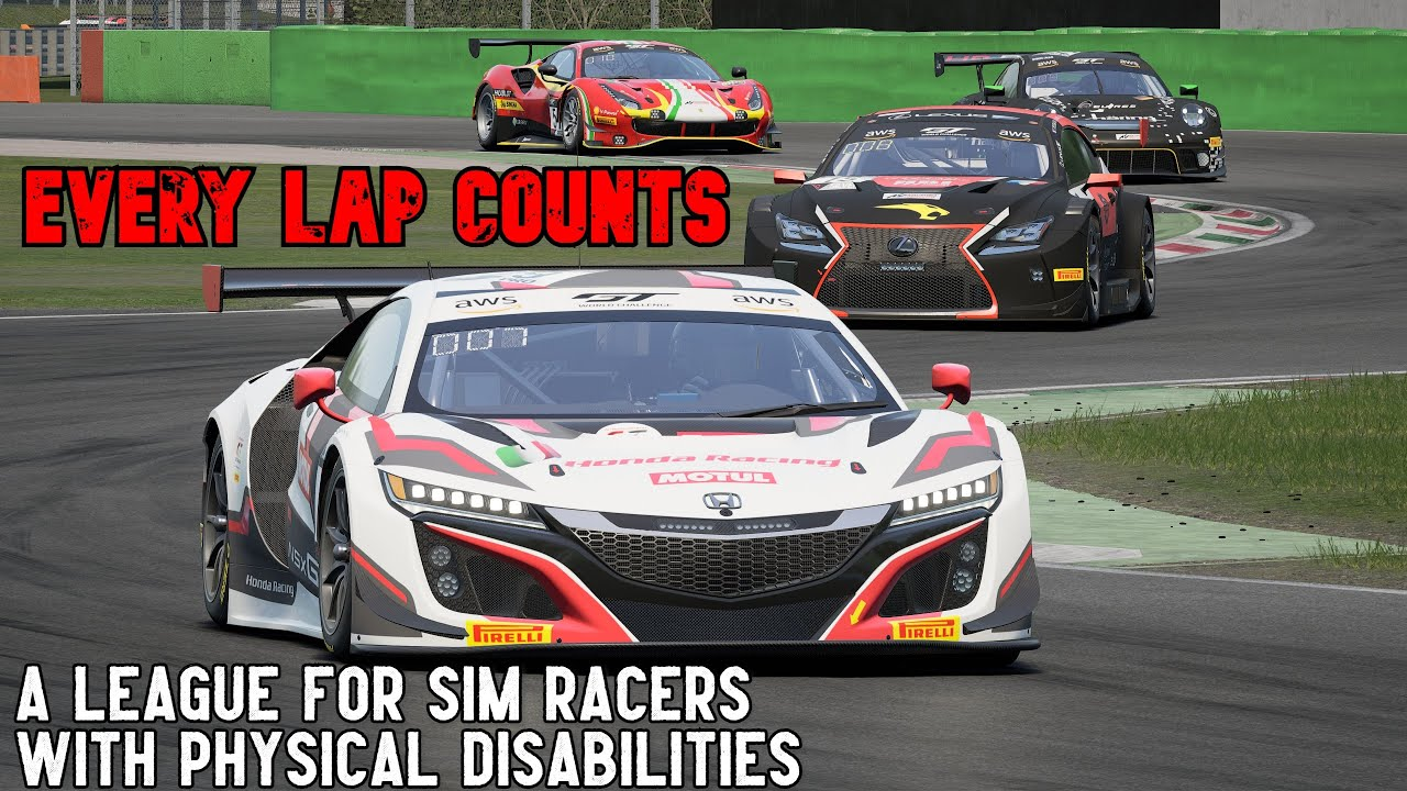 Big Announcement From Simracing604