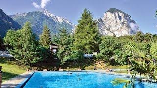Camping Bella Tola - Susten-Leuk, Wallis, Schweiz