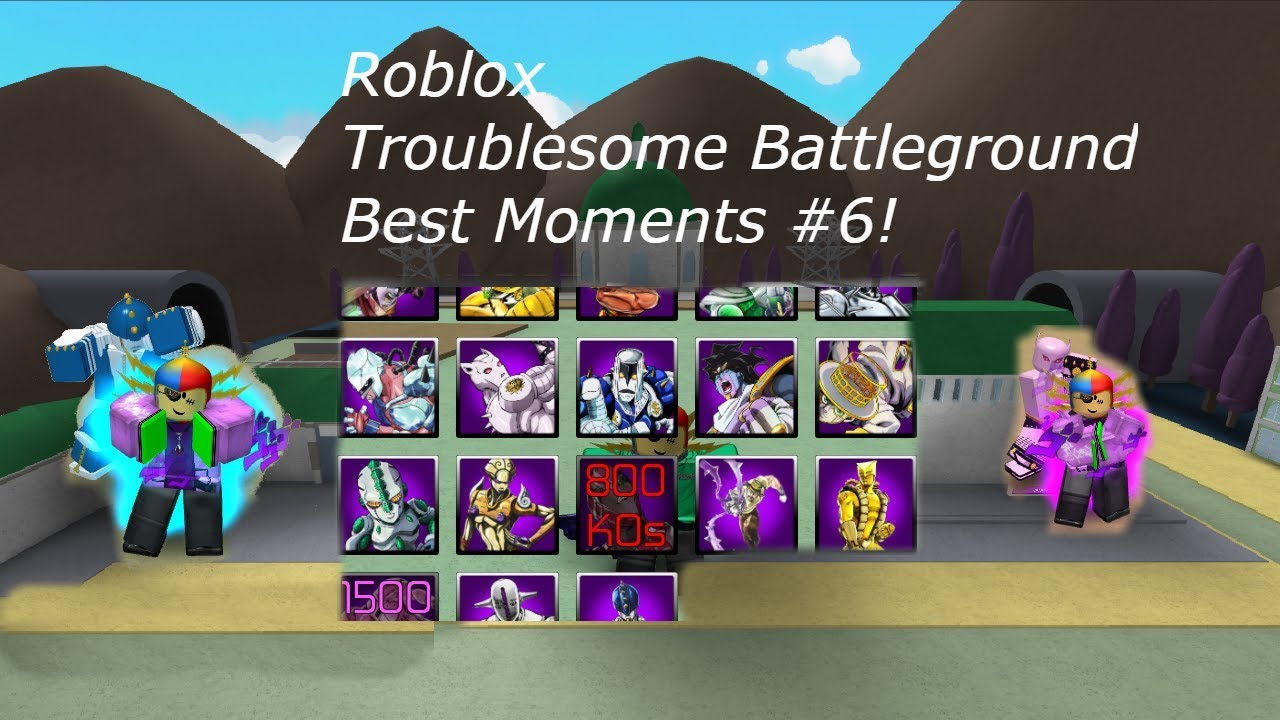 Roblox Troublesome Battlegrounds Best Moments 7 By Sheeptrainer
