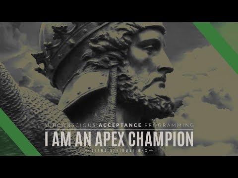 I Am A Champion | Success Subconscious Programming