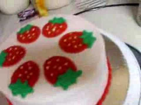 Michaels Cake Decorating Promo Code : My first cake - YouTube