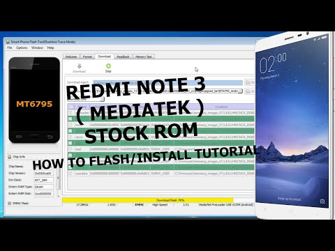 redmi-note-3-(mediatek)-stock-rom-|-how-to-flash/install-stock-rom-on-redmi-note-3