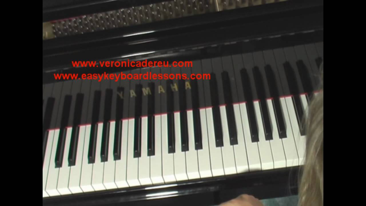 How to play an e major chord on piano or keyboard youtube hexwebz Gallery