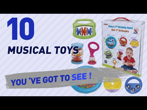 Musical Toys, Uk Top 10 Collection // New & Popular 2017