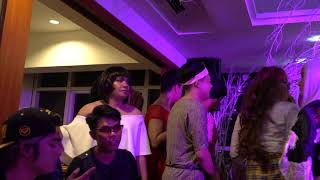 Gambar cover Christmas Party Cross-Dressing Contestants (Girls) Part 4