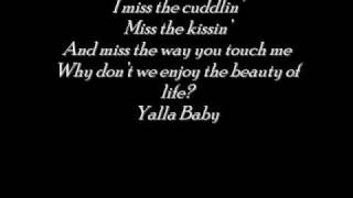 Karl Wolf - Yallah Habibi with lyrics