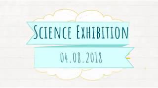 Science Exhibition   Little Flower public School   04-08-2018.
