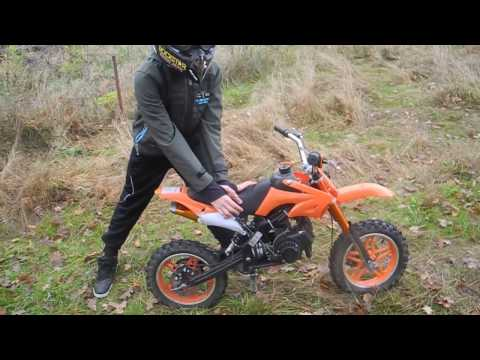 Pocket Bike Steilkurve | Pocket Bike Mini Track #2