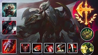 Darius Montage 41 - Best Darius Plays | League Of Legends Mid