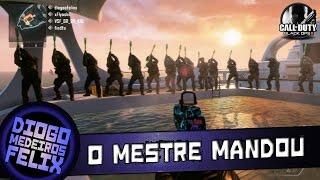 O MESTRE MANDOU #16 - Melhor Final Kill