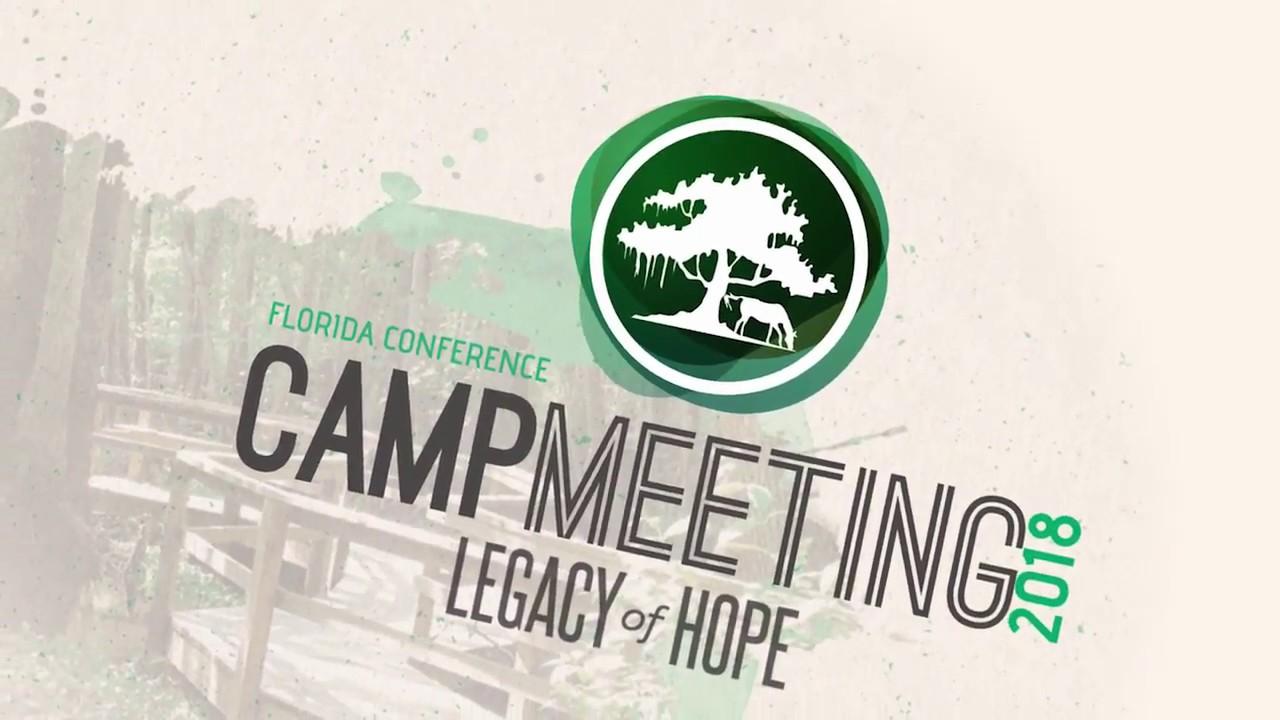 Allan Machado, Florida Camp Meeting - Saturday, April 7, 2018, 7:30pm
