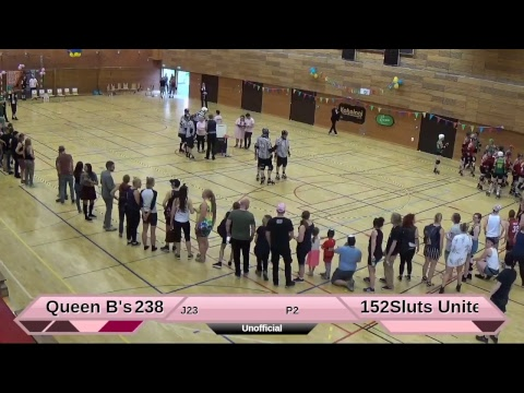 Sluts United vs Helsinki Queen B's