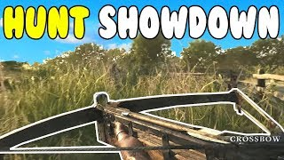 Hunt Showdown 2.1 *NEW* Crossbows, Throwing Knives, Spectating! (Hunt: Showdown)