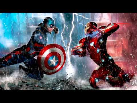 "Dean Valentine - Sharks Don't Sleep (""Captain America: Civil War"" Trailer Music)"
