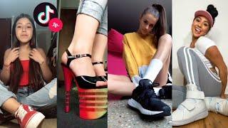 Shoe Change Challenge Tik Tok Musically Compilation 2018 Video