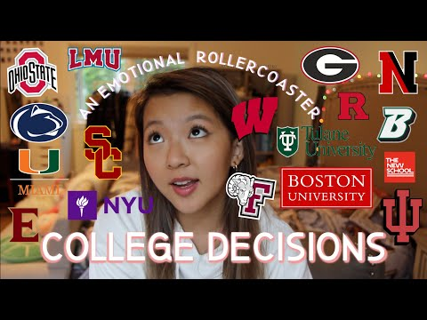 i-applied-to-18-schools...-this-is-how-it-went-|-college-decision-reactions-2020