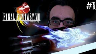 Final Fantasy VIII ITA - PC Gameplay - parte 1 - Il garden di Balamb