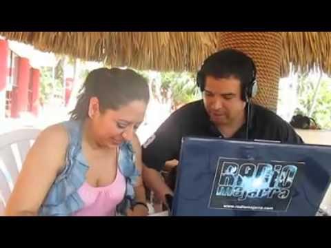 Radio Mojarra transmitiendo desde tabasco mexico