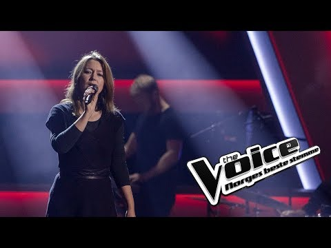 Anette Münster – Where The Wild Roses Grow | Blind Auditions | The Voice Norge 2019