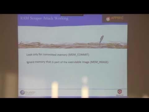 Anatomy of ... POS Malware - Amol Sarwate - OWASP AppSec California 2015