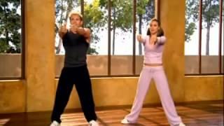 кардио разминка с Karmen Elektra Workout traning
