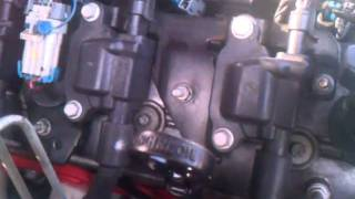 LS2 GTO engine noise