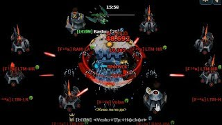 DarkOrbit - Mimesis fights #3 - THE C.B.S. HUNTER [Mimesis + star and some r-zone fights]