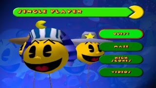 Pac-Man: Adventures in Time - Quest Longplay! (2000)
