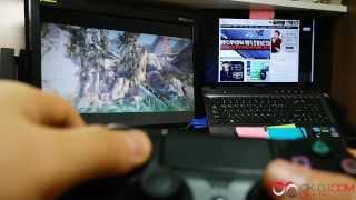 [PS4]플레이스테이션4 컨트롤러 :: 듀얼쇼크4 리뷰…