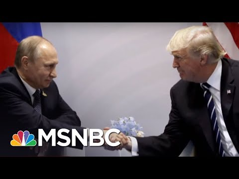 Was President Donald Trump Personally Involved In Russian Meddling? | MTP Daily | MSNBC