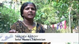 Bringing green energy and green jobs to Bangladesh