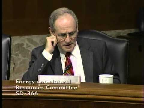Risch Questions Nominees in Energy and Natural Resources Committee