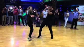 Svjetski dan plesa 2016 - Day 2 - Salsa on 1 - Dejan & Sanja - Music