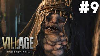 RESIDENT EVIL 8 VILLAGE Gameplay Walkthrough Part 9 - MOREAU