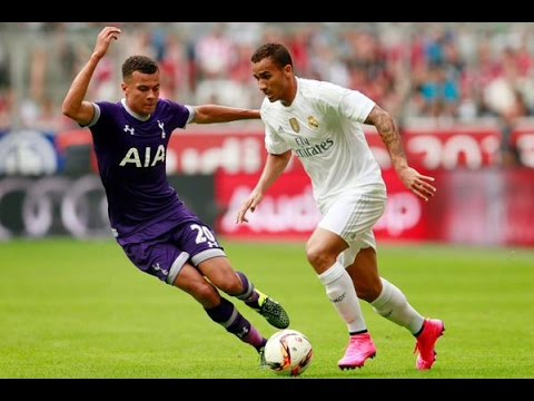 Dele Alli vs Real Madrid - Audi Cup (HD)